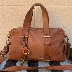 Fossil Mason vintage crossbody bag